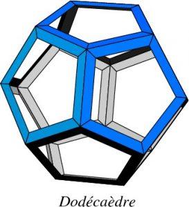 dodécaedre