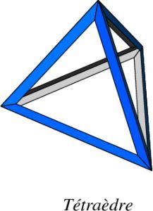 tetraedre